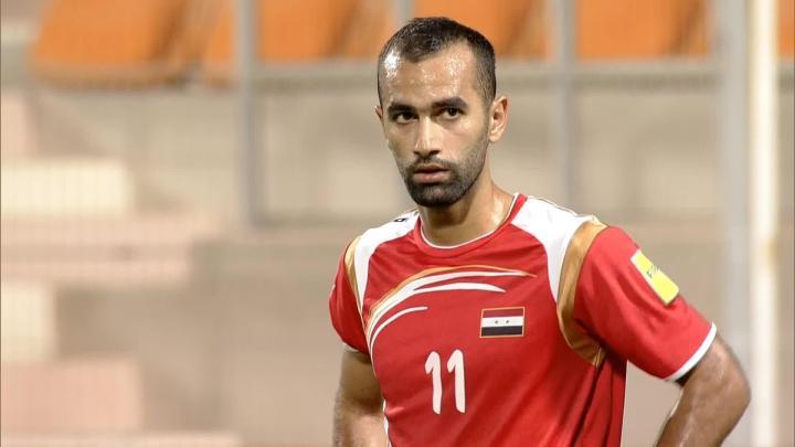Izwan should be on his toes for Osama Omari's ferocious long shots (cr: uk.sports.yahoo)